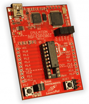 TI MSP430 Launchpad for $4.30