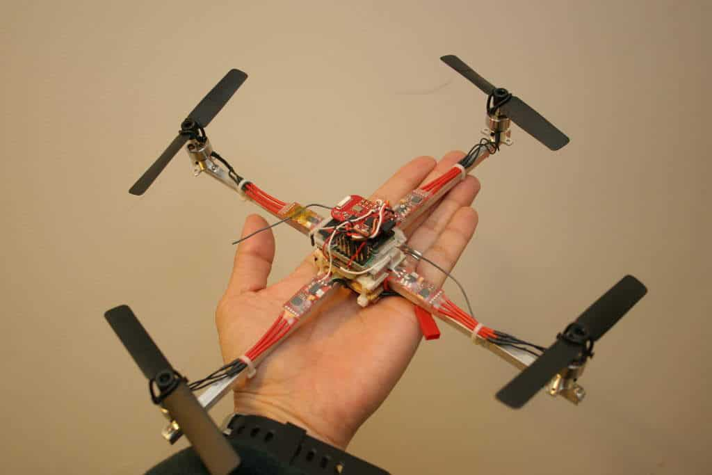 MSP430 based Quadcopter – Mind = Blown