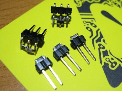 Breadboard Surface Mount Parts