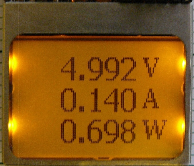 Measure Wattage with your Launchpad