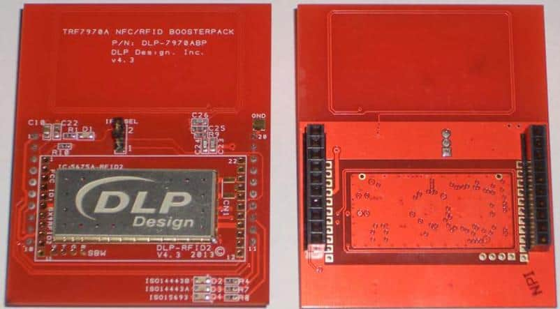 DLP-7970ABP NFC/RFID Reader BoosterPack Giveaway