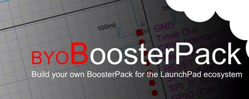 Build Your Own BoosterPack – Literally