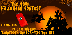 The 2013 43oh Halloween Contest