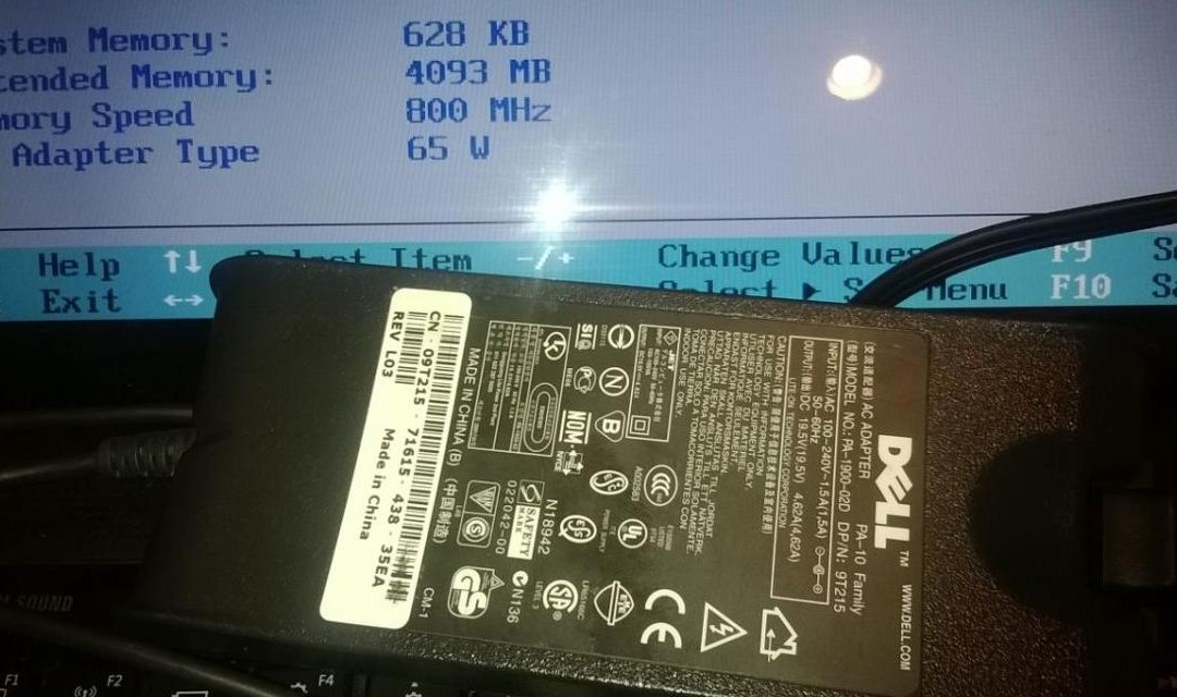 Spoofing Wattage Info From A Dell Power Adapter With An MSP430
