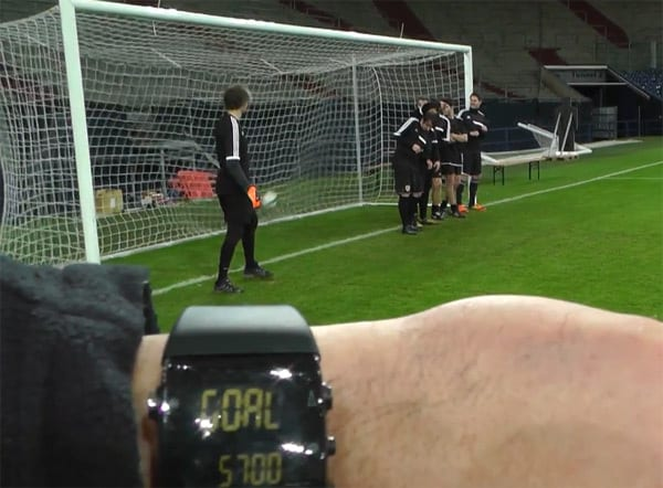 Are TI's Chronos Watches Being Used In The Fifa World Cup?