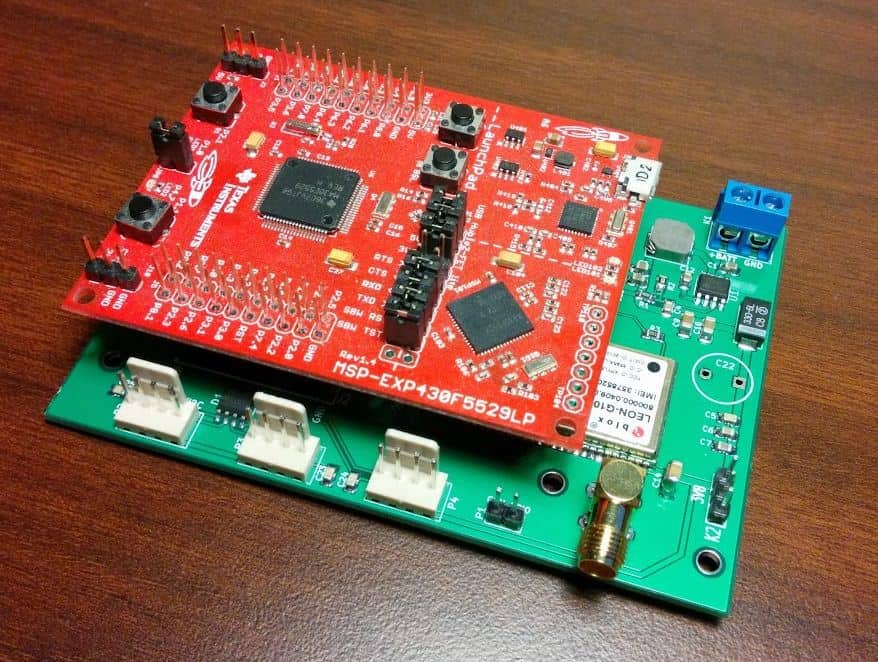 Remotely Flash A Weather Station With A Custom MSP430F5529 Bootloader