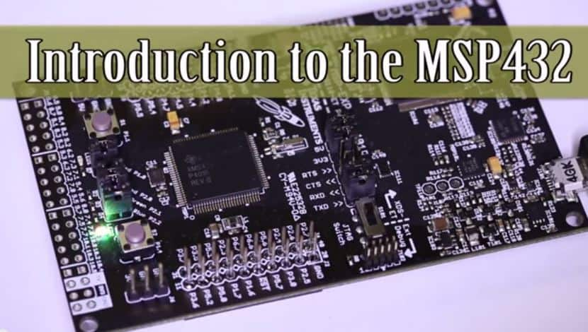 Derek Molloy Walks Through The MSP432 Launchpad And The Two IDEs – CCS and Energia