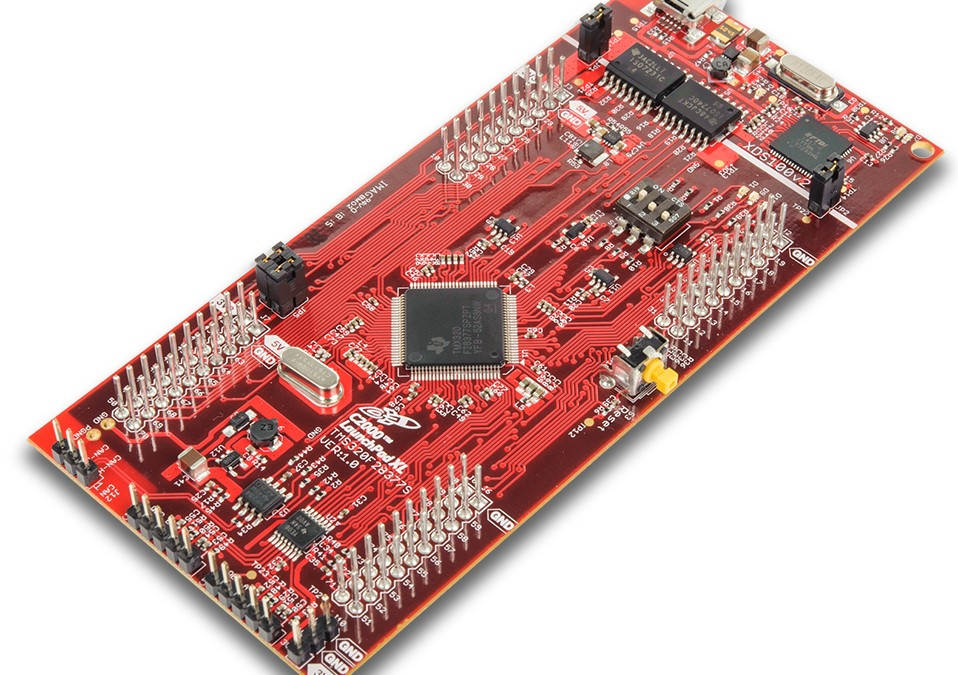 TI's C2000 F28377S Delfino Micro-Controller Secures A Launchpad For Itself